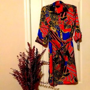 Tahari Vintage Dress Classic Charlene Dress